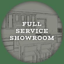 full service showroom